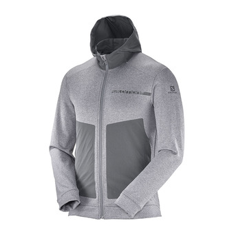 Chaqueta hombre PULSE MID alloy/forged iron
