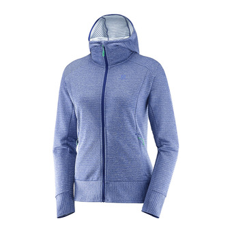 Chaqueta mujer RIGHT NICE medieval blue
