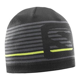 Bonnet reversible FLATSPIN SHORT black/forged