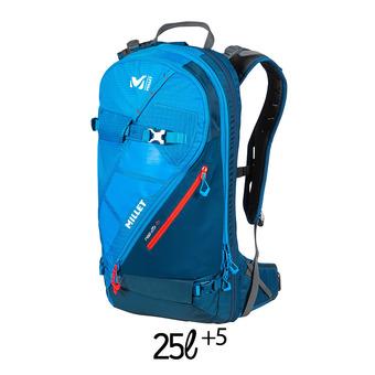 Mochila 25L+5L NEO electric blue