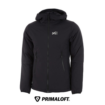 Veste à capuche Primaloft® homme MANA STRETCH noir