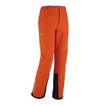 Pantalon homme TOURING SHIELD orange
