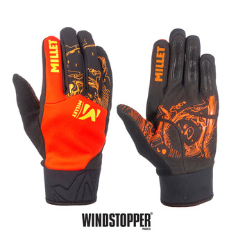 Guantes Gore® Windstopper® PIERRA MENT orange