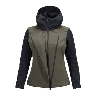 Chaqueta mujer SCOOT forest night