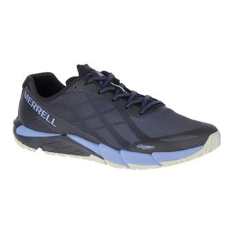 Zapatillas fitness outdoor mujer BARE ACCESS FLEX black/metallic lilac