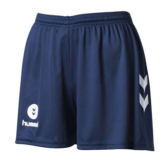 Short mujer CAMPAIGN navy/white