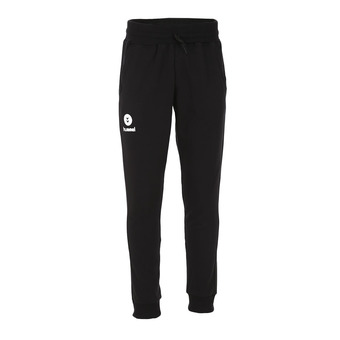 Pantalon jogging homme FIT black/white