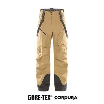 Pantalón de esquí Gore-Tex® hombre CHUTE III oak