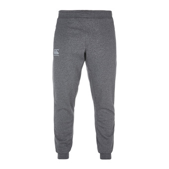 Pantalon jogging homme TAPERED FLEECE charcoal marl