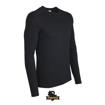Camiseta térmica hombre OASIS black