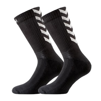 Calcetines  AUTHENTIC negro/blanco