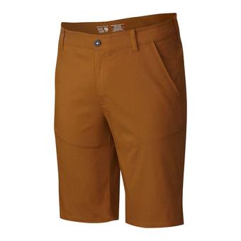 Bermuda homme AP golden brown