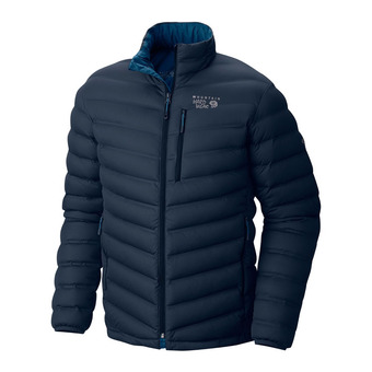 Anorak hombre STRETCHDOWN navy