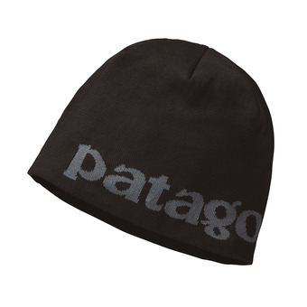Bonnet HAT logo belwe/black