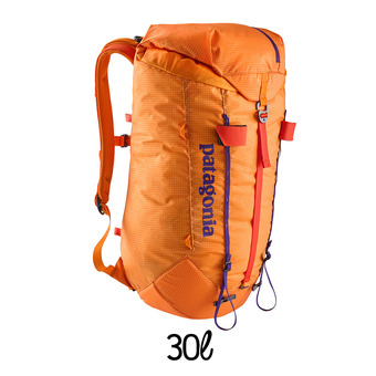Sac à dos 30L ASCENSIONIST sporty orange