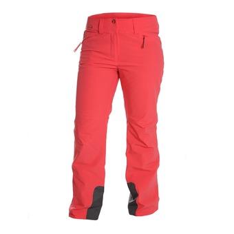 Pantalon de ski femme BRILLANT papaya-b