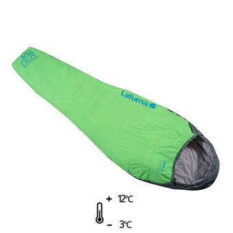 Saco de dormir 12°C/-3°C ACTIVE 10 deep green