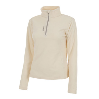Polaire 1/2 zip femme ACCESS MICRO powder