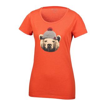 Tee-shirt MC femme UNBEARABLE™ hot pepper