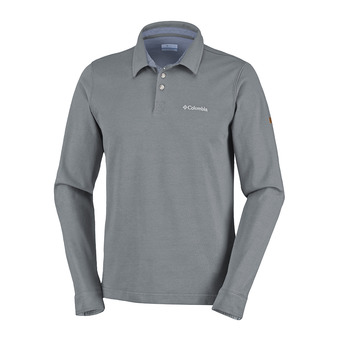 Polo hombre FIELDS OF GREY™ boulder
