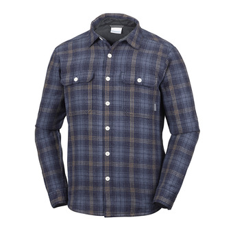Camisa hombre WINDWARD™ III collegiate navy plaid