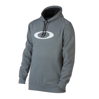 Sudadera hombre ELLIPSE PO athletic heather grey