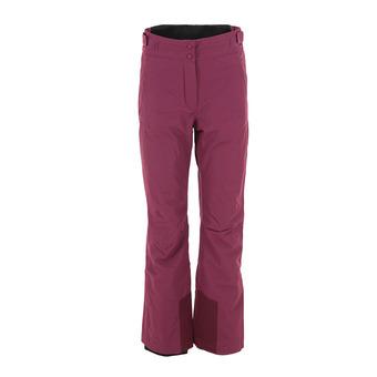 Pantalón de esquí mujer EDGE galactic purple