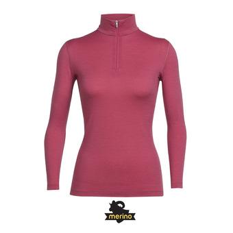 Camiseta térmica mujer OASIS wild rose