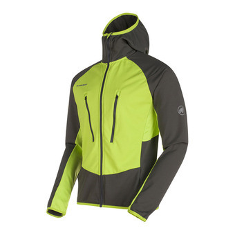Chaqueta hombre AENERGY LIGHT graphite/sprout