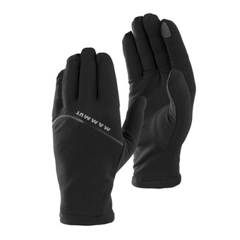Gants homme STRETCH black