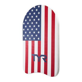 Tabla KICKBOARD USA red/navy