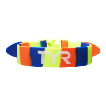 Elástico de entrenamiento TRAINING PULL yellow/blue