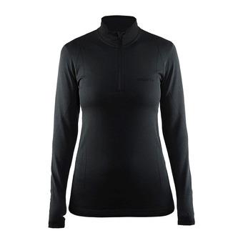 Camiseta térmica mujer BA COMFORT negro