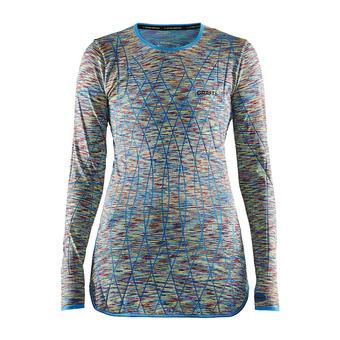 Camiseta térmica mujer BA COMFORT LG typhoon/poppy