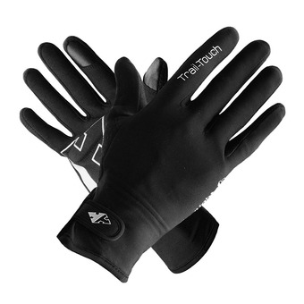 Guantes TRAIL TOUCH EVO negro