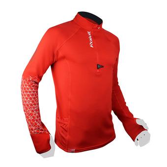 Camiseta hombre WINTERTRAIL rojo