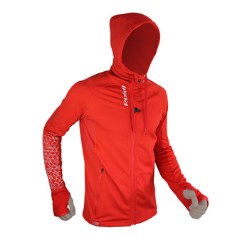 Veste homme WINTERTRAIL rouge