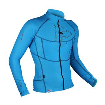 Camiseta hombre XP FIT 3D azul eléctrico