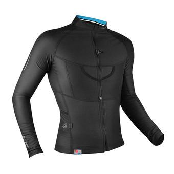 Camiseta hombre XP FIT 3D negro