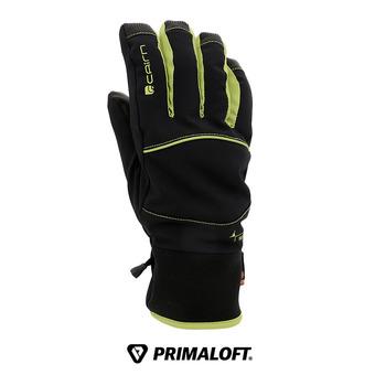 Gants de ski homme PATROL black lemon