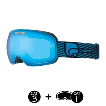 Gafas de esquí MAGNETIK SPX3I mat black blue