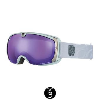 Gafas de esquí mujer PEARL SPX3I mat white purple