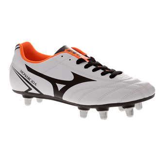 Crampons homme MONARCIDA RUGBY SI white/black/orange cfish