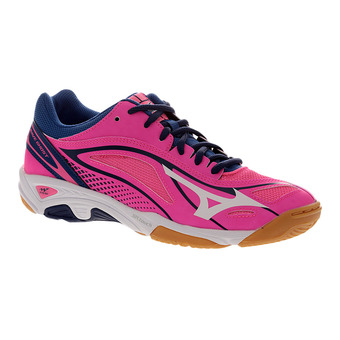 Chaussures indoor femme WAVE GHOST pink glo/white/true blue