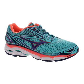 Zapatillas de running mujer WAVE INSPIRE 13 blue radiance/blueprint