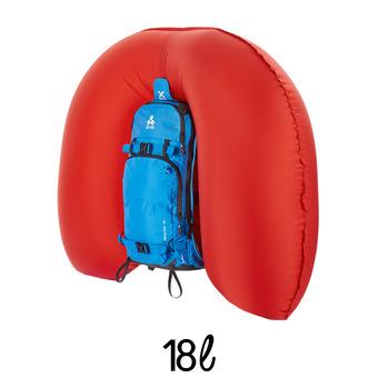 Mochila airbag 18L REACTOR azul