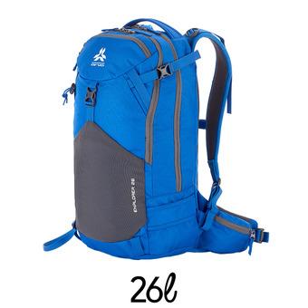 Mochila 26L EXPLORER V2 azul/gris