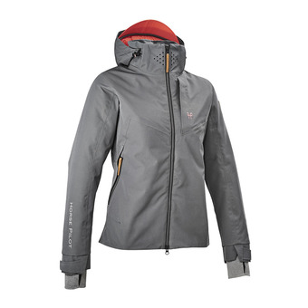 Chaqueta mujer  ESSENTIAL gris oscuro