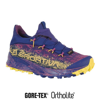 Zapatillas de trail mujer TEMPESTA GTX iris blue /purple