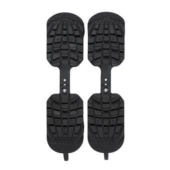 Crampones para botas de esquí SKI TRACTIONS negro